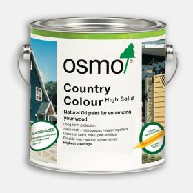 Osmo Country Colour Charcoal 2.5L 2703D
