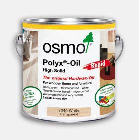 Osmo Polyx® Hardwax-Oil Rapid Clear Satin 750ml 3232C