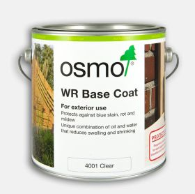 Osmo WR Base Coat Clear 2.5ltr 4001D