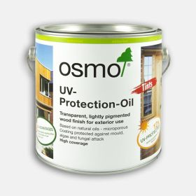 Osmo UV-Protection Oil Larch (With Active Ingredients) 2.5ltr 426D