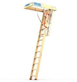 Keylite Loft Ladder 3 Section 550mm x 1200mm KYL02