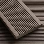 20x138mm Smartboard Composite Decking Chocolate Brown 3.6m