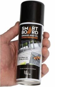 Smartboard Grease and Oil Stain Remover 200ml